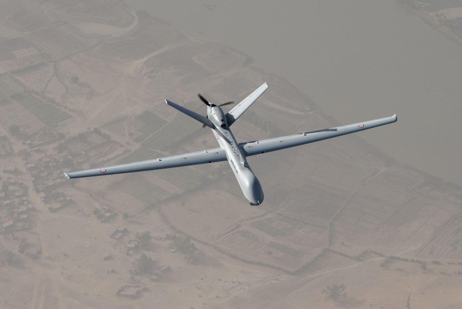 Sahel : Les drones MQ-9 Reaper ont effectué plus de 20 000 heures de vol
