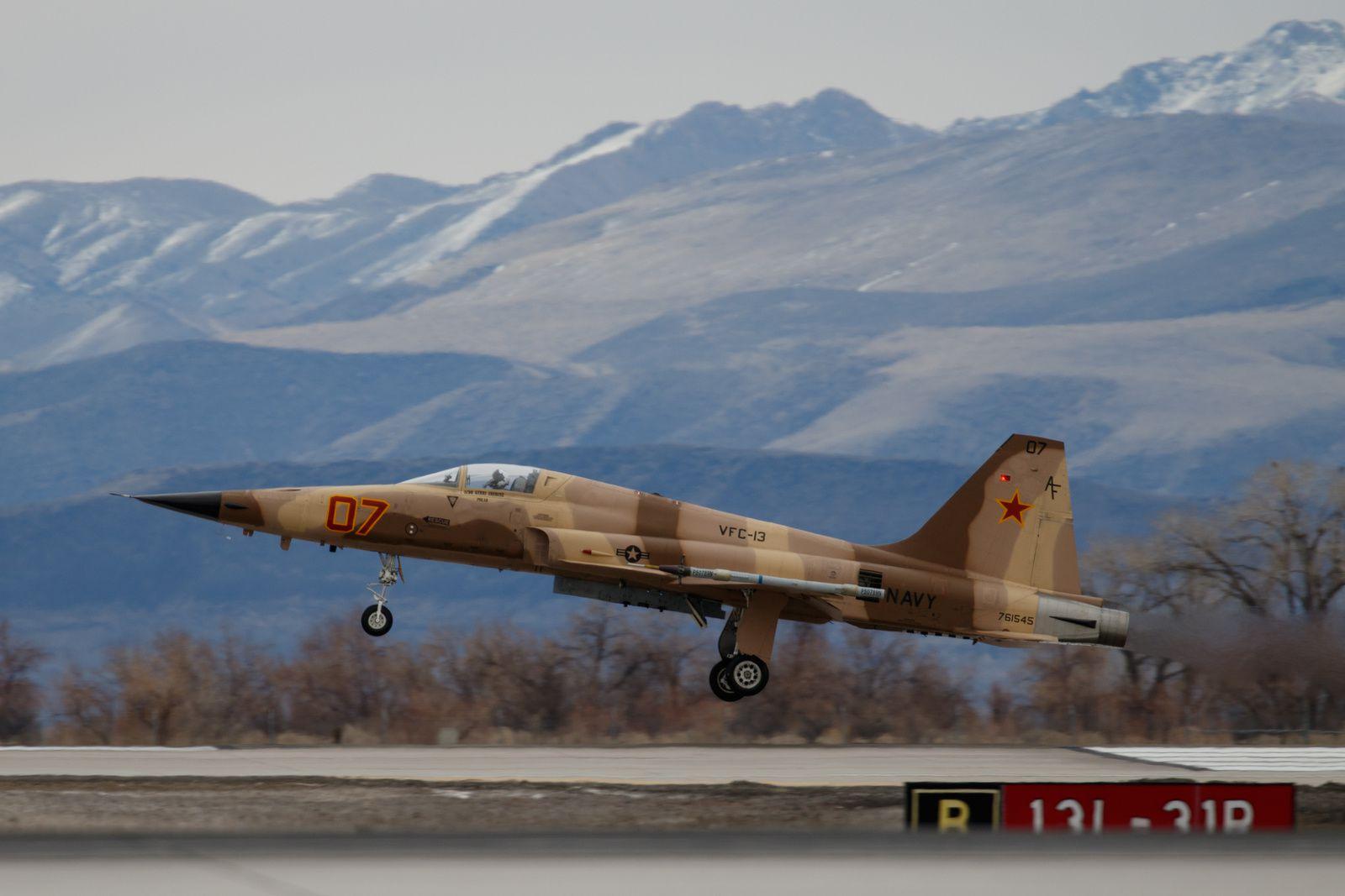 PHOTOS - Entrez dans la légendaire Navy Fighter Weapons School (Top Gun)