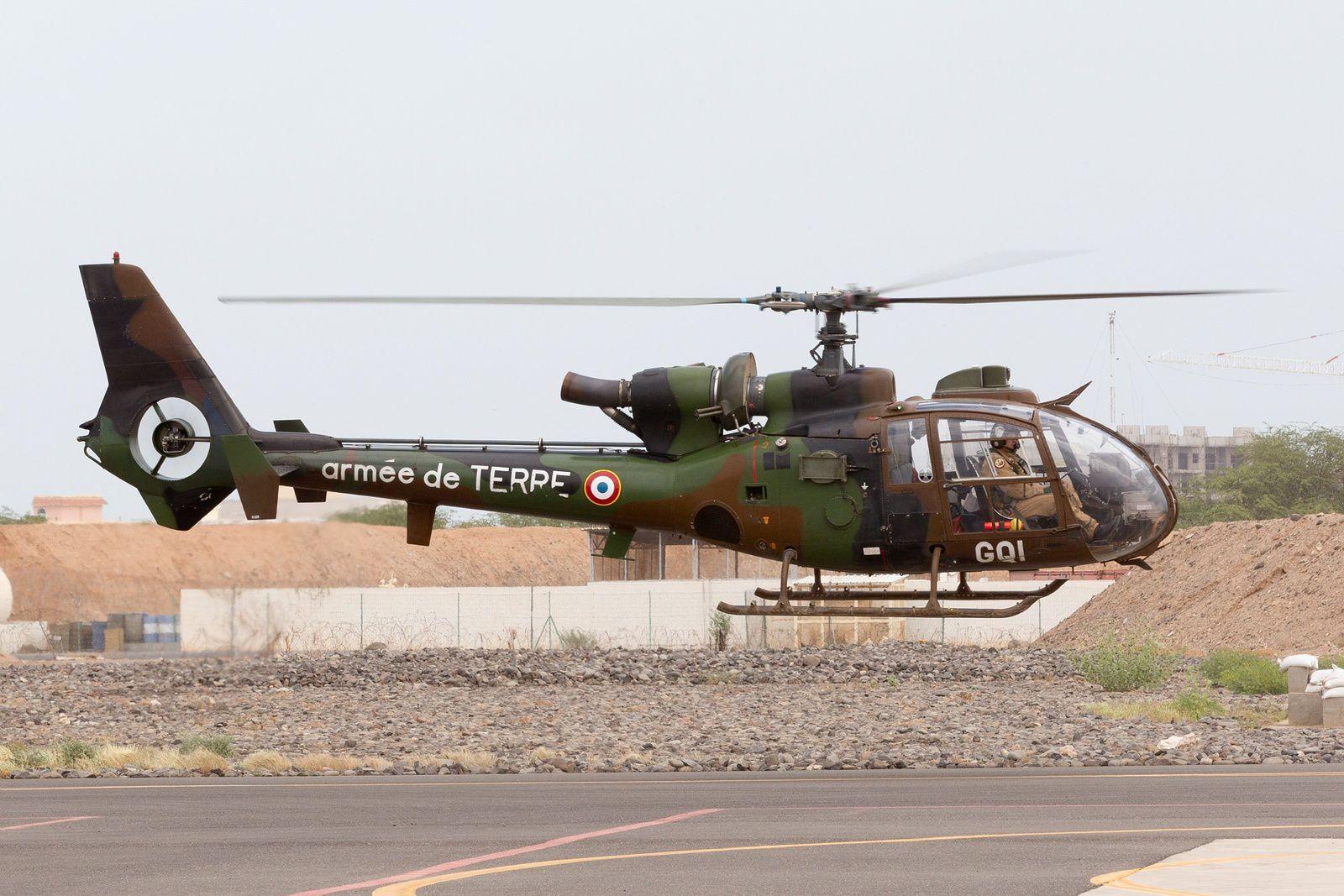 Une Gazelle s'est écrasée en Côte d'Ivoire