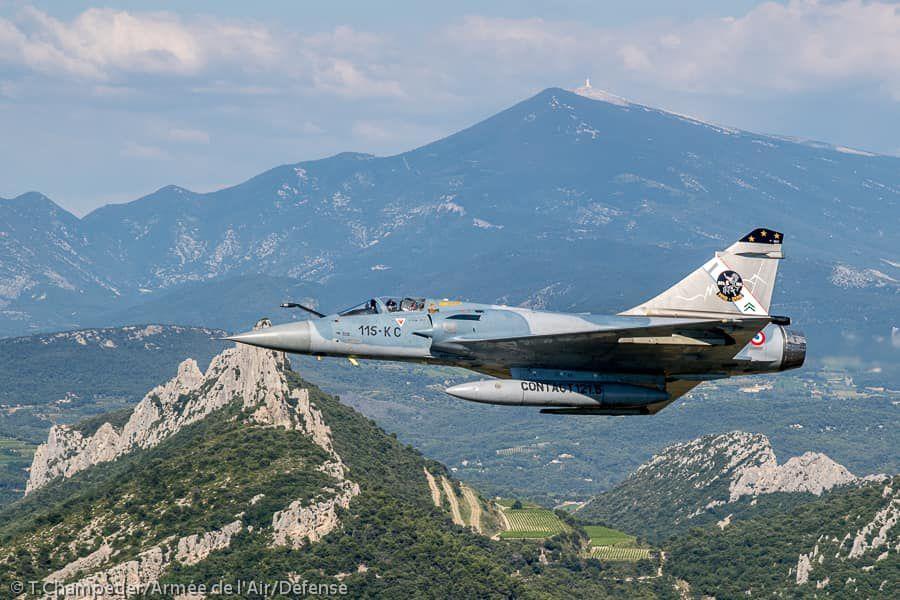 L'armée de l'Air adapte le dispositif de sa permanence opérationnelle