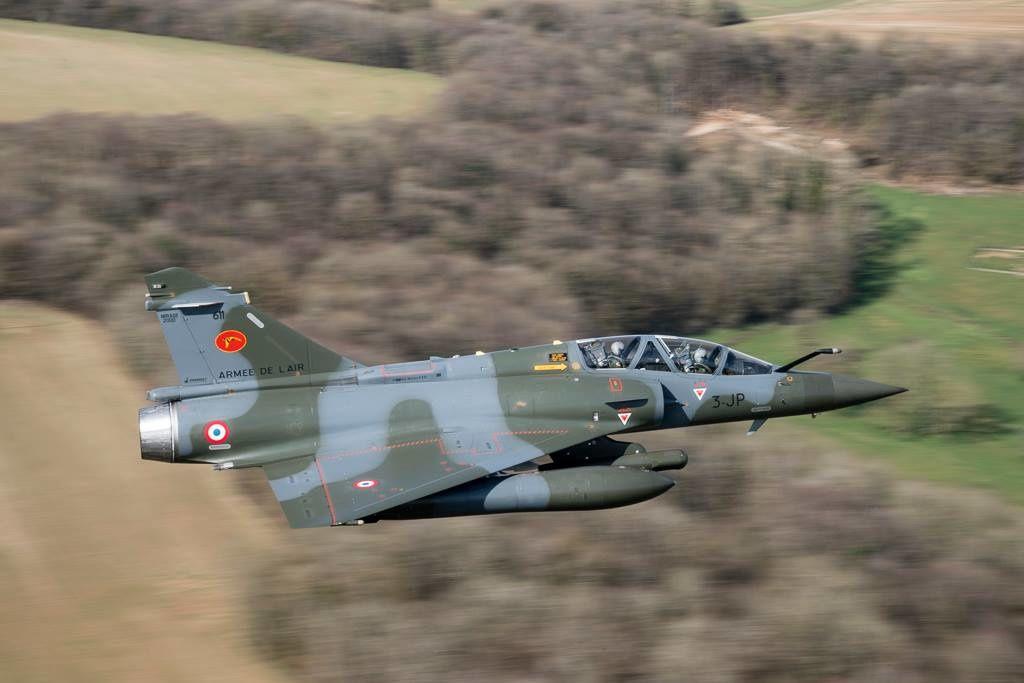 Un Mirage 2000D disparaît des écrans radars dans le Jura
