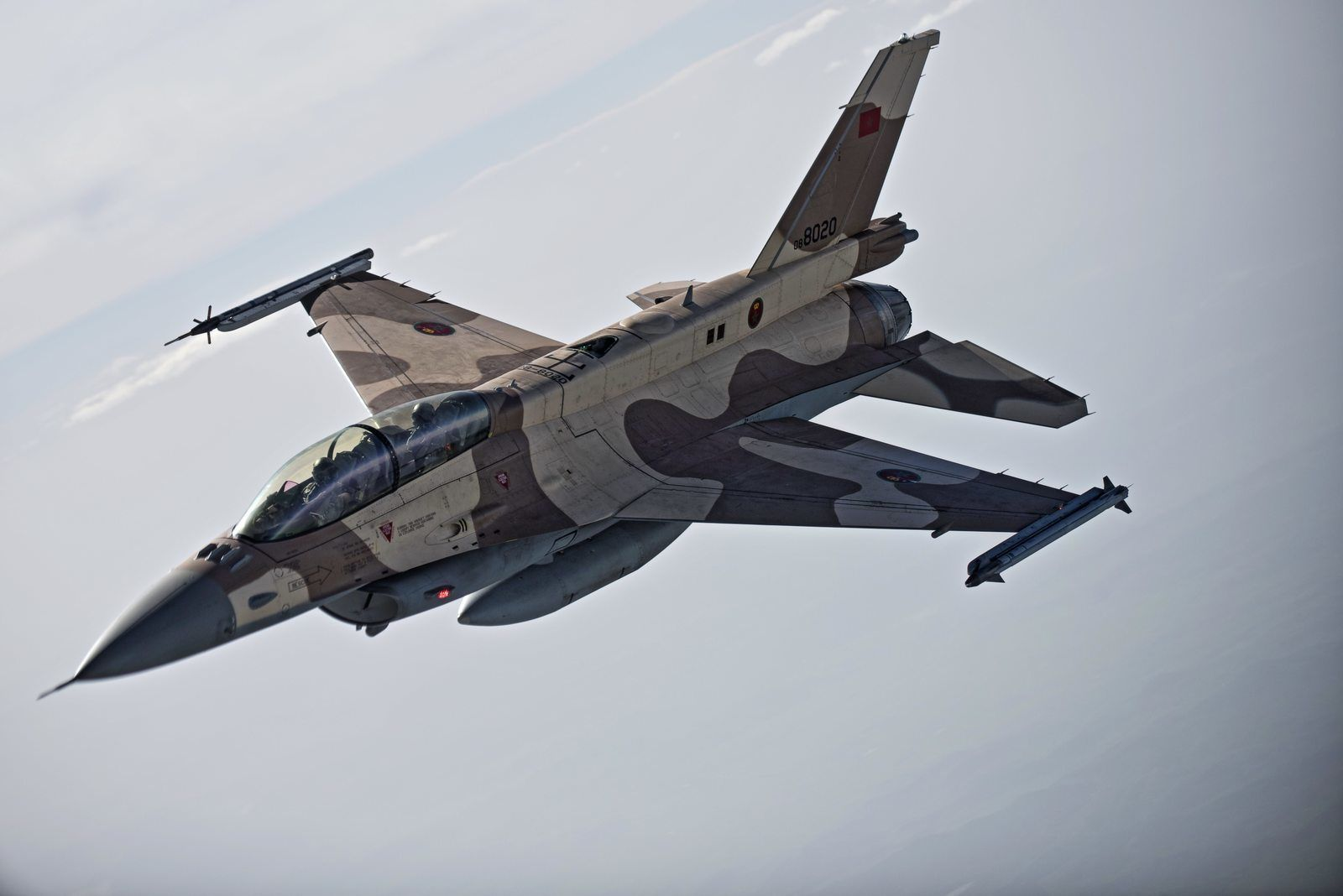 Le Maroc souhaite renforcer sa force aérienne avec des F-16V Viper Block 72