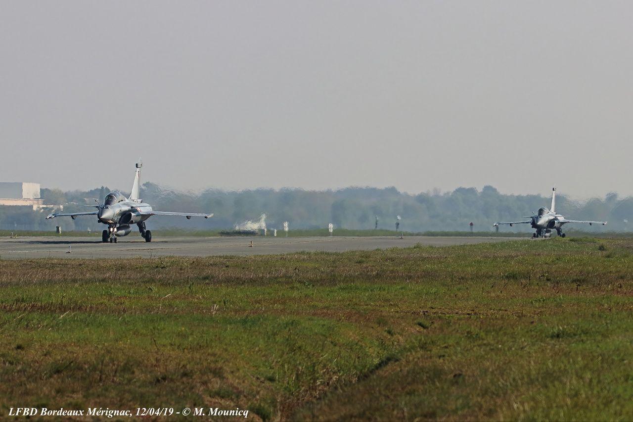 Dassault Aviation a débuté la formation des pilotes de Rafale Qataris