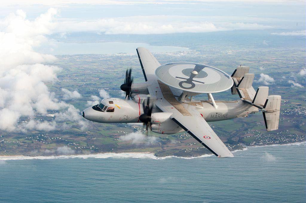 La Marine nationale sera équipée d'E-2D Advanced Hawkeye