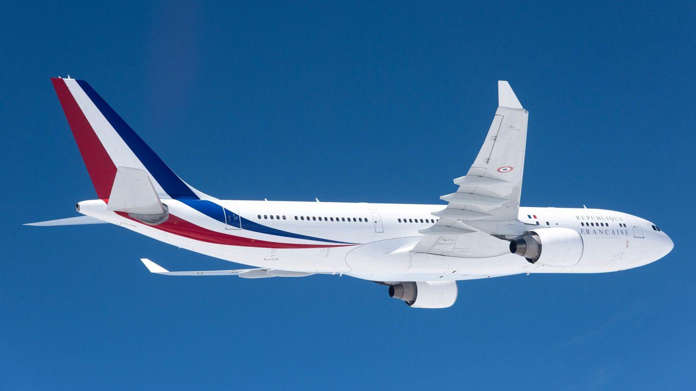 L'Airbus A330 présidentiel se dote d'un système défensif contre les missiles portables sol-air