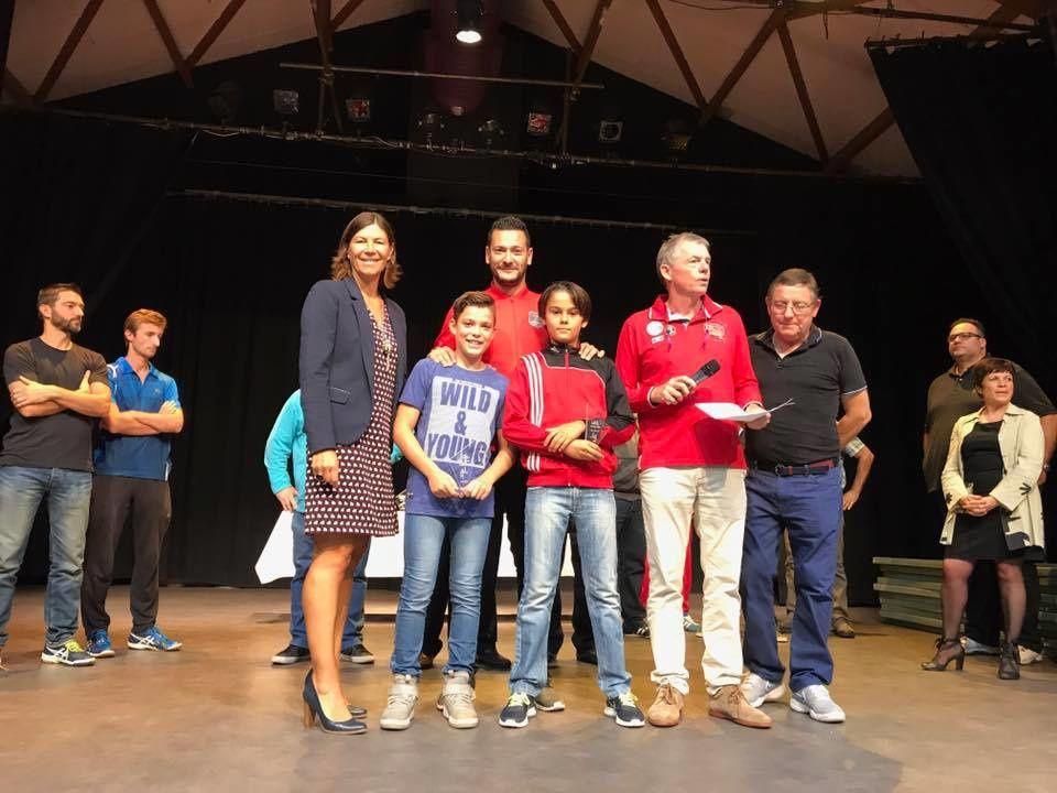 Trophée d'Auvers sur Oise