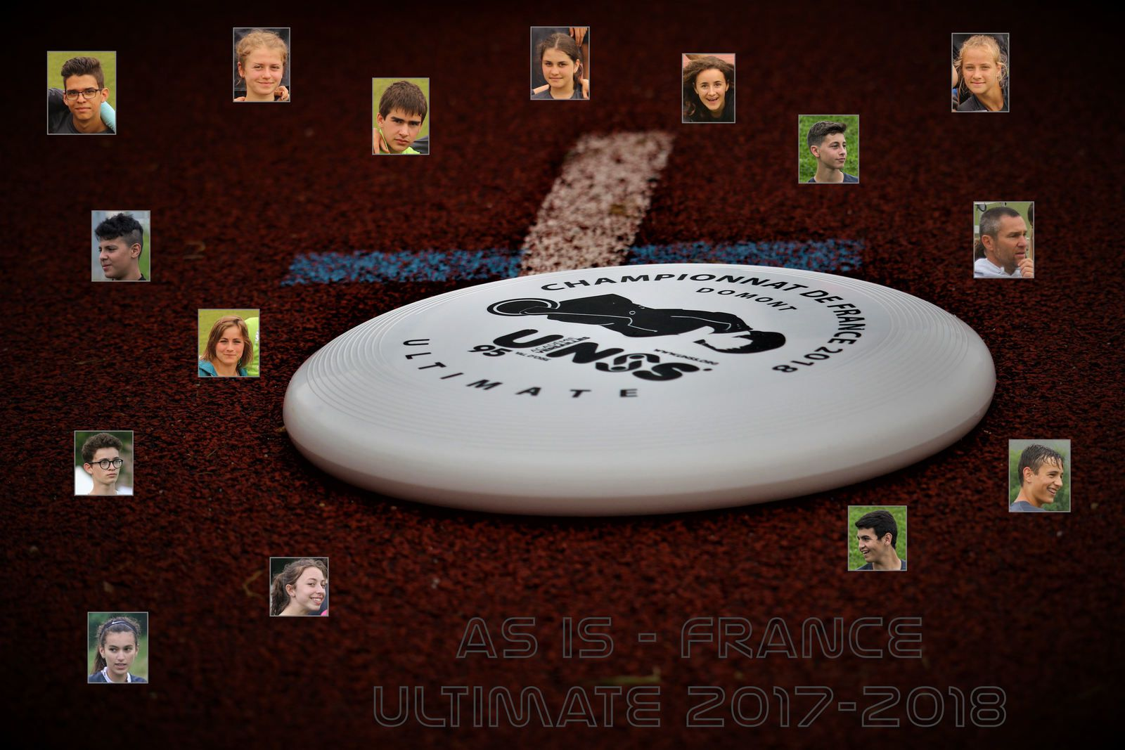 CHAMPIONNAT FRANCE ULTIMATE 2017/2018