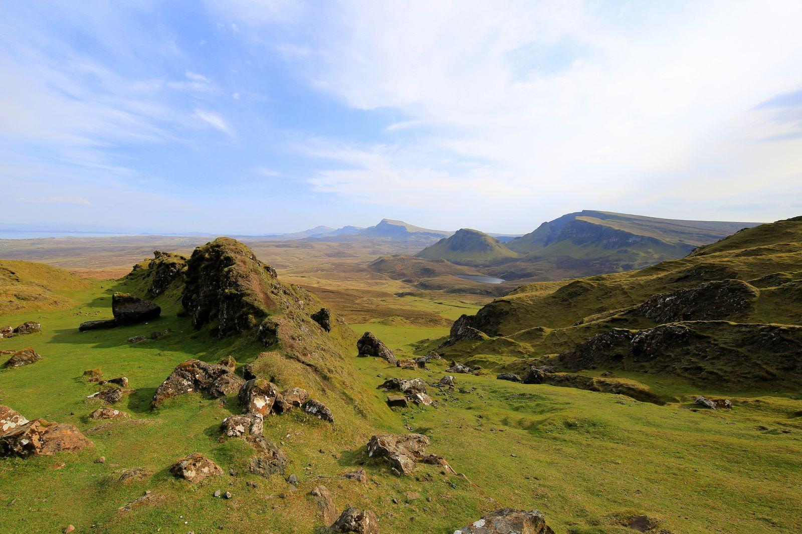 Skye Trail (Walkhighlands) - Scotland