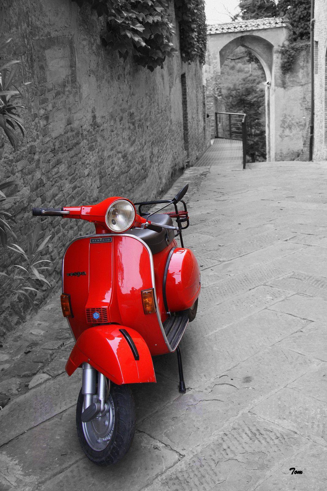 Scooter - Toscane