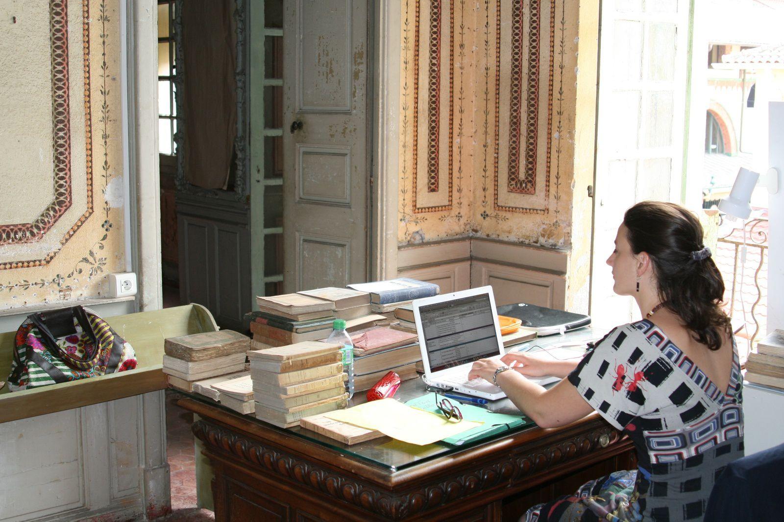 Cécile Fourrel de Frettes chercheuse dans l'intimité intellectuelle de Vicente Blasco Ibañez