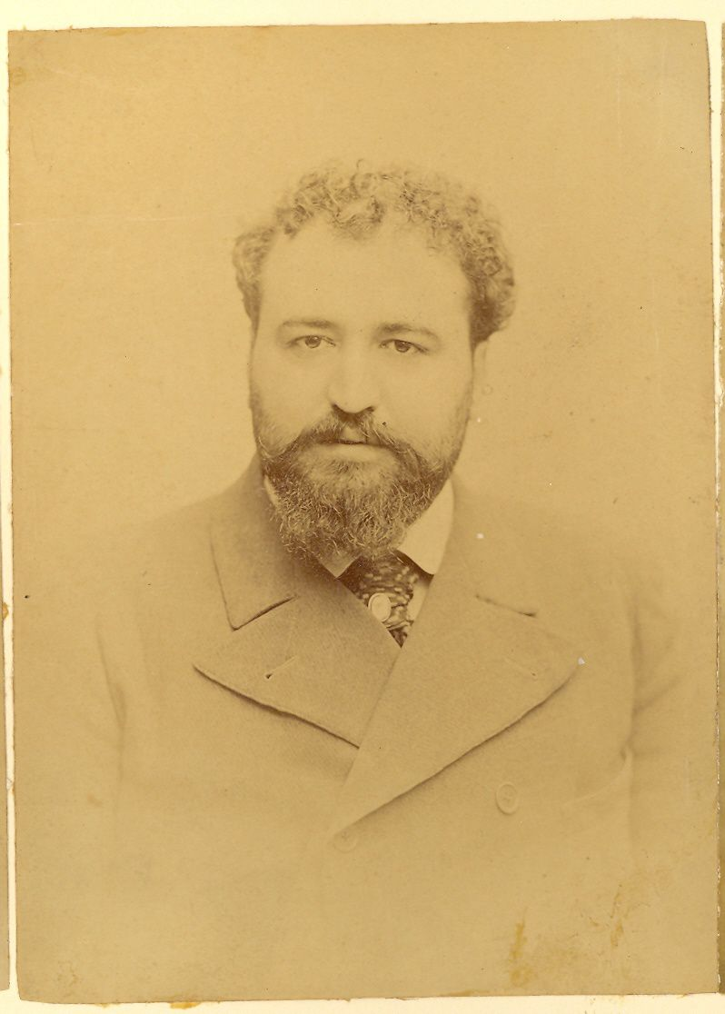 Vicente Blasco Ibañez le Valencien