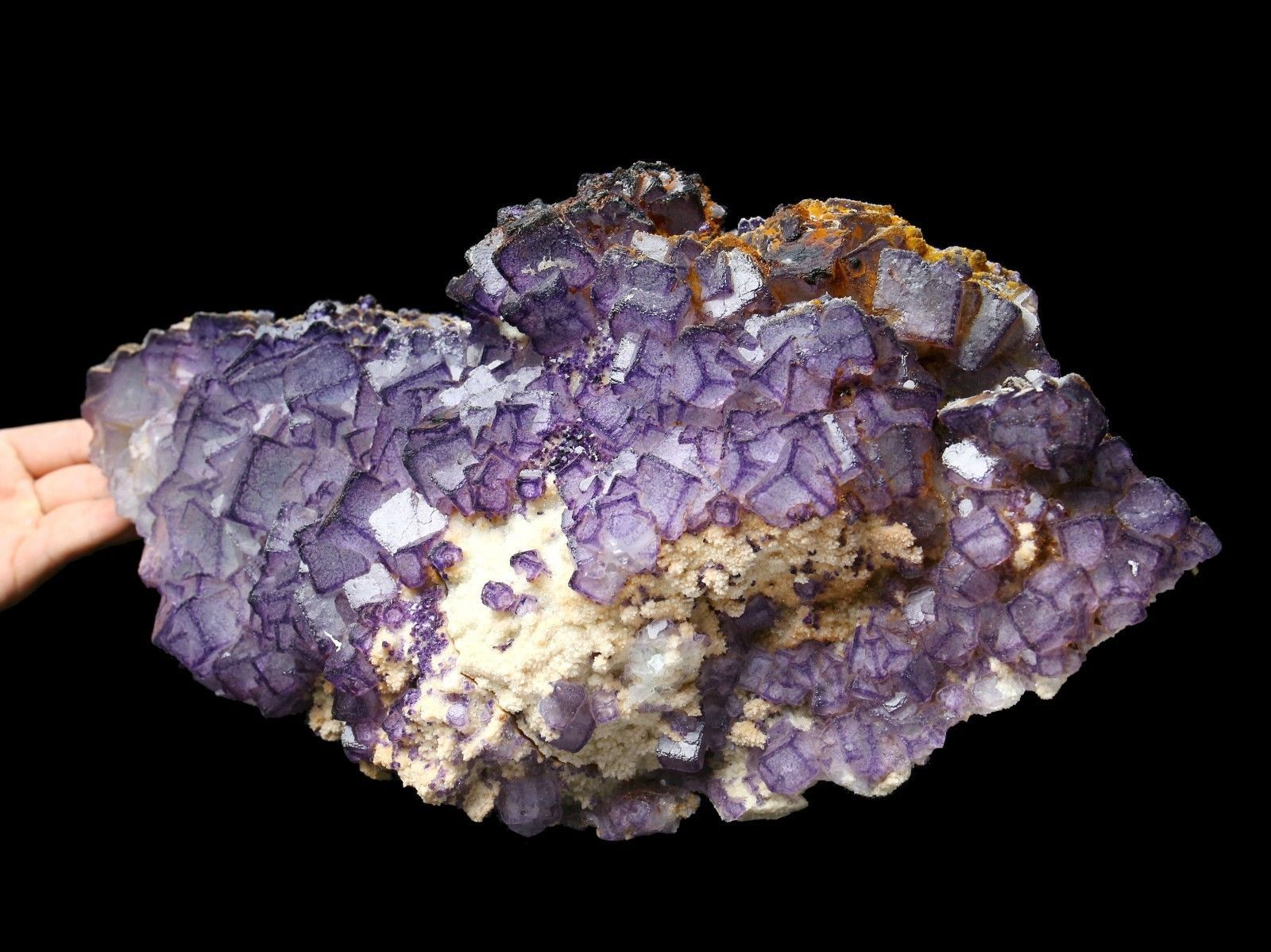 Fluorite from China (private collection)