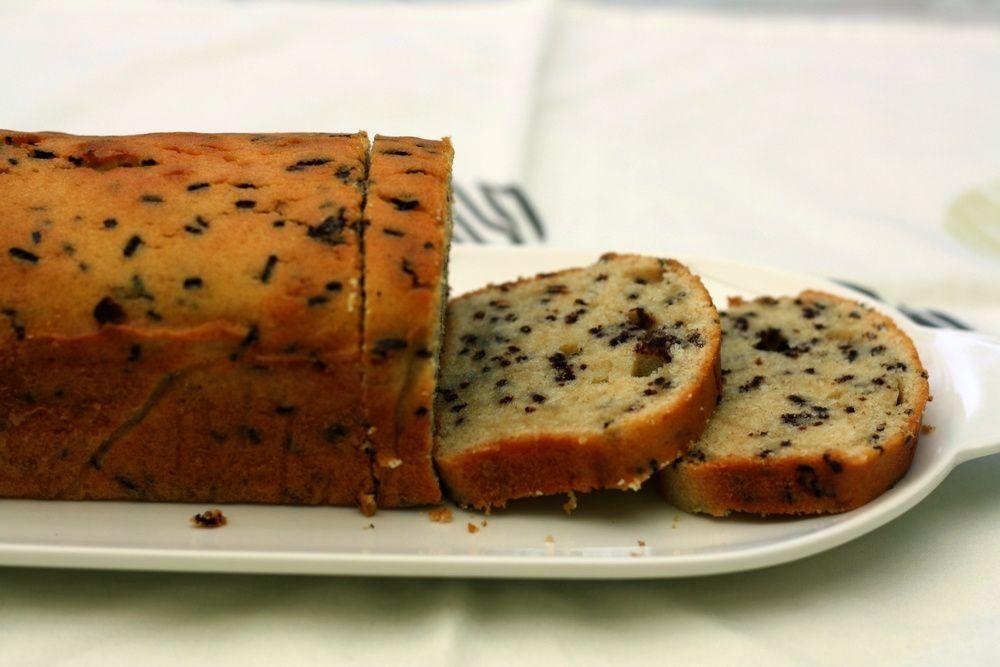 Cake au mascarpone et chocolat