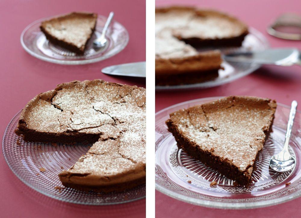 Gâteau Bellevue de Felder, au chocolat et sans beurre !