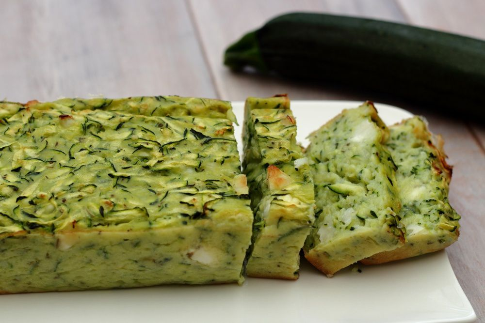 Cake Aux Courgettes Weight Watchers