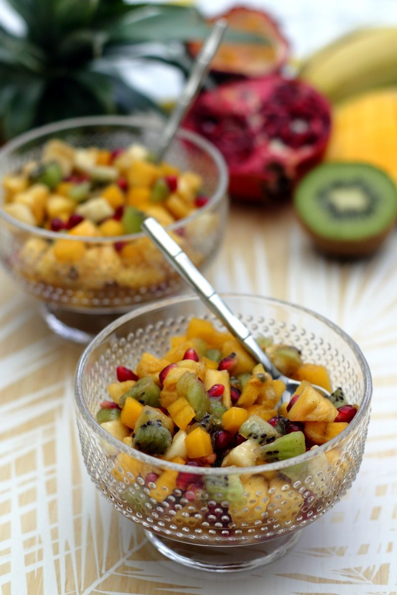 Recette sirop de fruits maison ventana blog - Salade de fruits maison ...