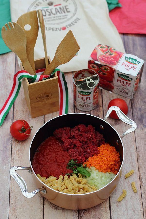 One pot pasta façon bolognaise