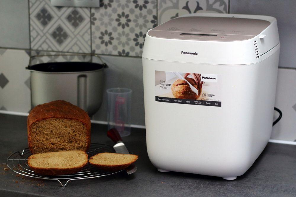 """Test de la machine à pain """"Croustina"""" de Panasonic"""
