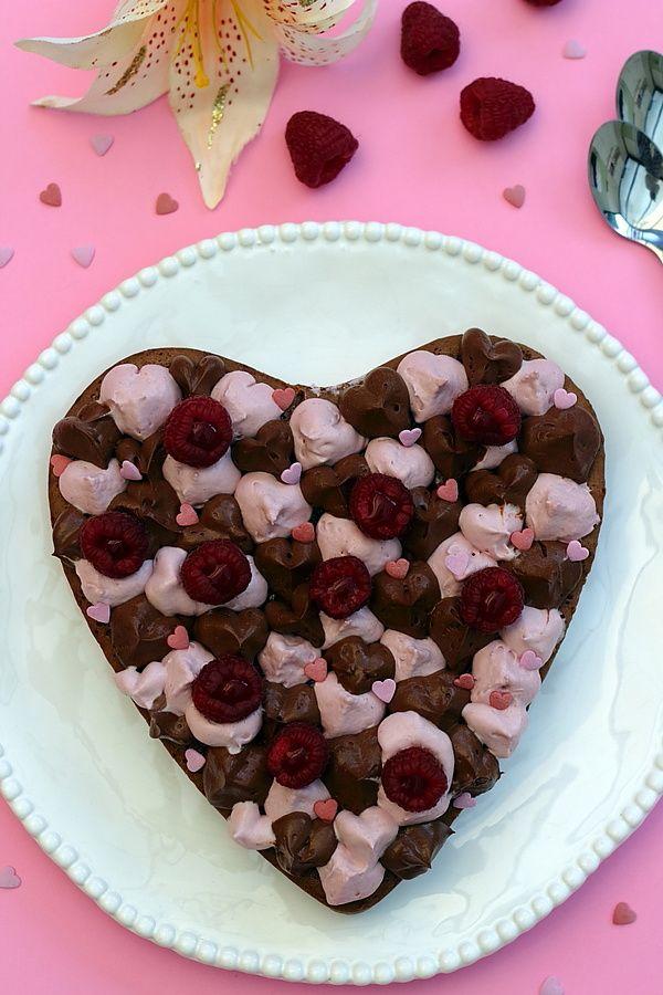 gâteau Saint Valentin