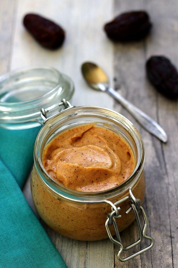 Caramel de dattes (végan)