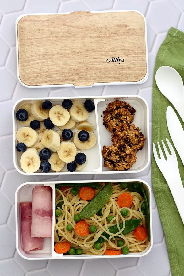 recette lunch box