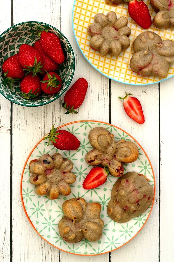 muffin fraise weight watchers