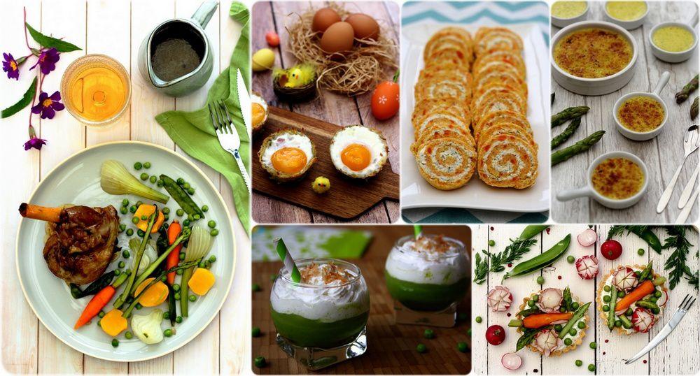 recettes pâques