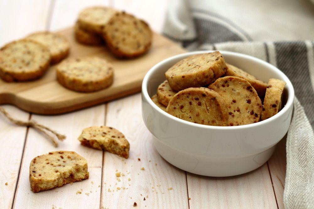 biscuit salé crème oignon