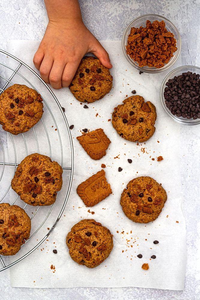 cookie spéculoos