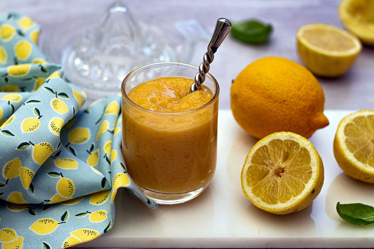 lemon curd light