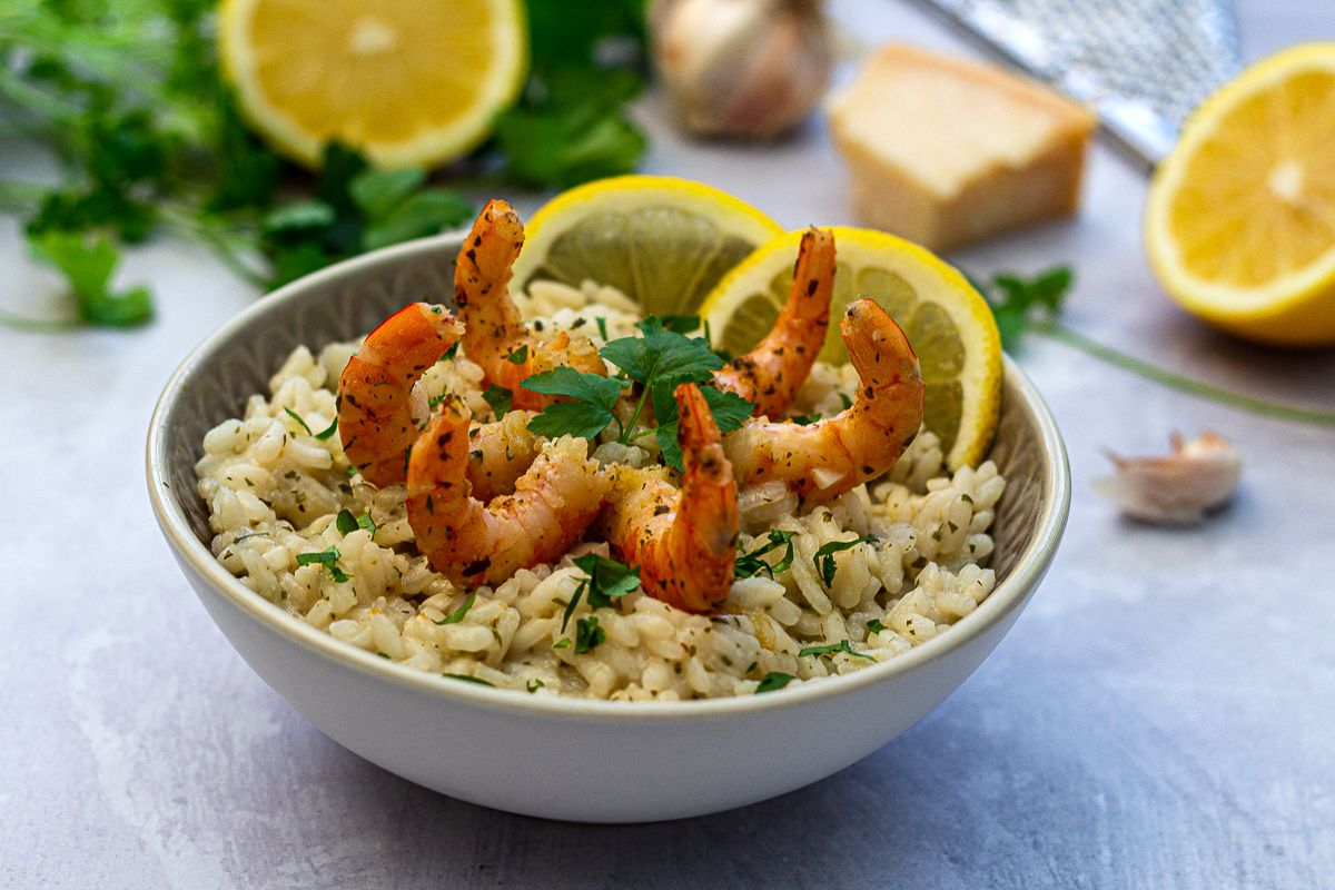 risotto weight watchers