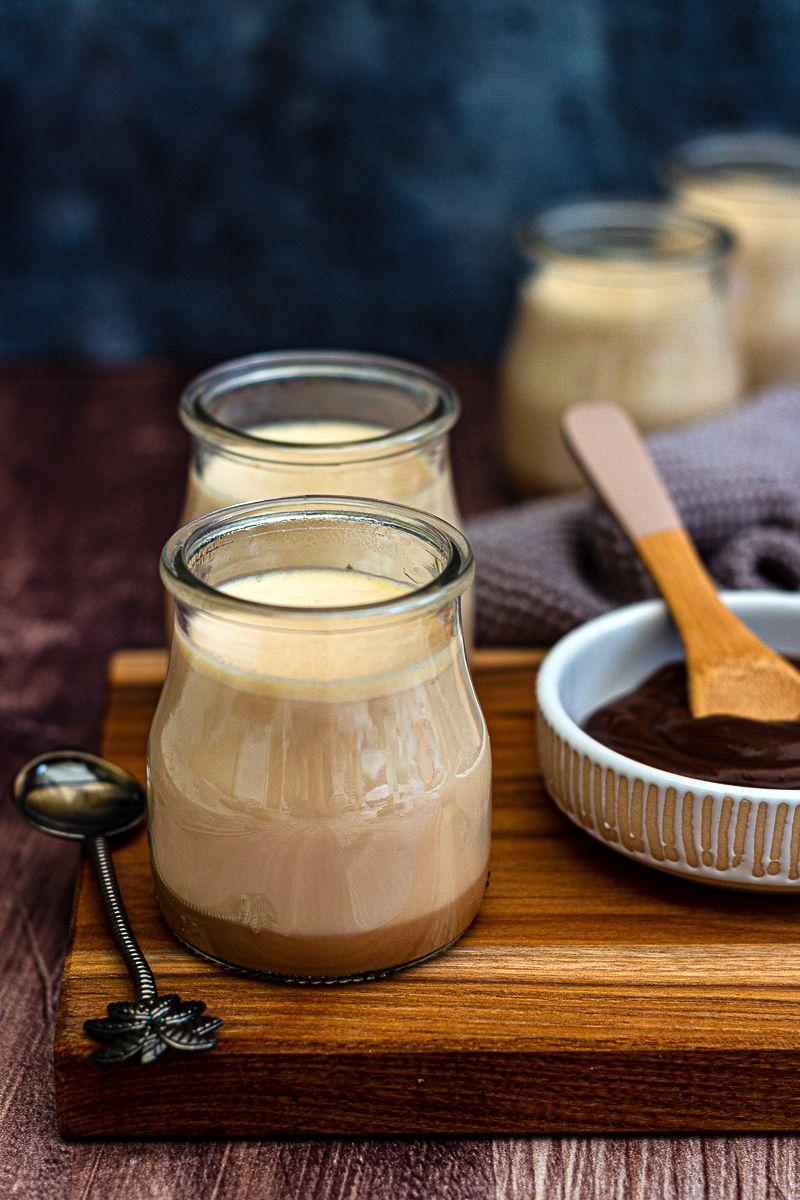 yaourt confiture lait
