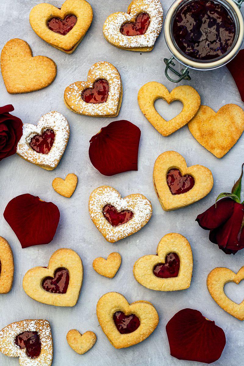 biscuit saint valentin