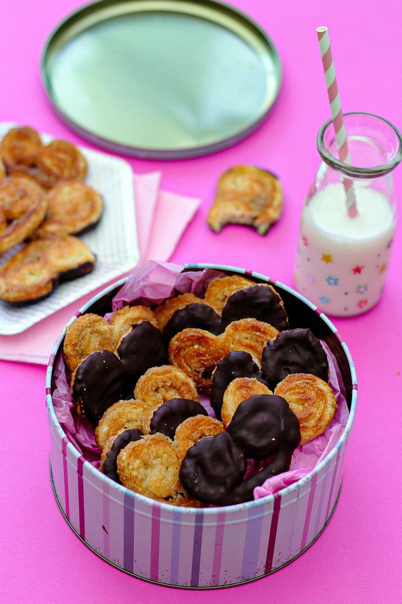 palmier chocolat