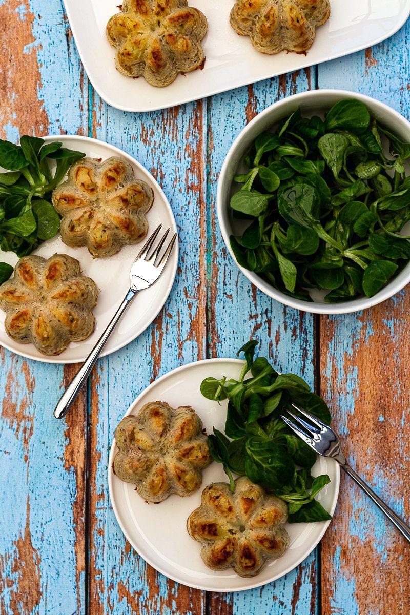 muffin pomme de terre thon