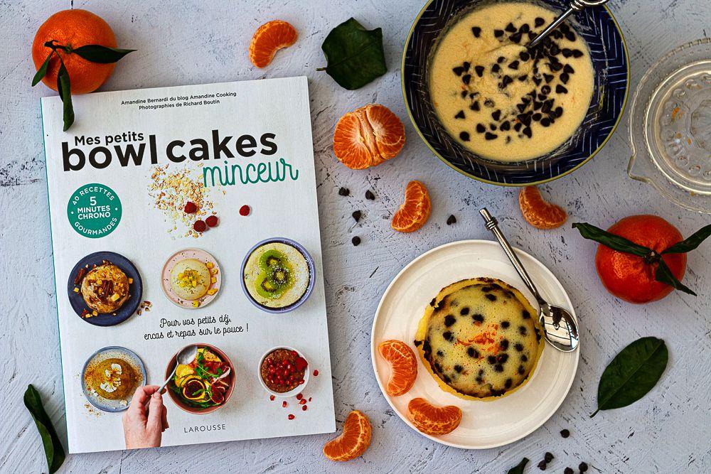 recette bowl cake