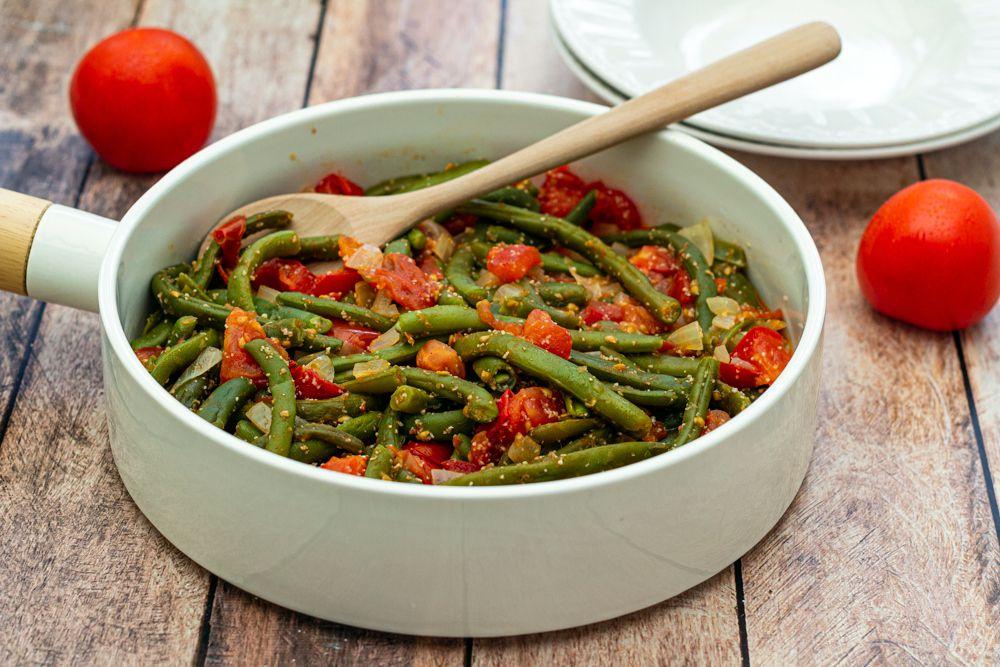 haricot vert provençale
