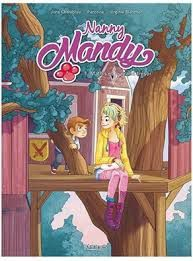 Nanny Mandy T1 Mathis et le grand trésor, Joris Chamblain, Pacotine, Virginie Blancher, Kennes éditions, Septembre 2015
