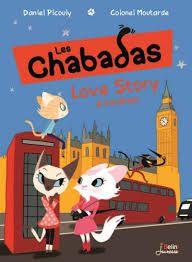 Les Chabadas, Daniel Picouly, Belin Jeunesse, 2015
