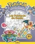 Pokémon mes coloriages, Les livres du Dragon d'Or, 2016