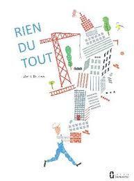 Rien du tout, Julien Billaudeau, Editions Grains de Sel, 2016