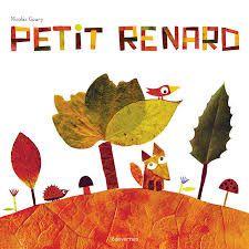 Petit Renard, Nicolas Gouny, Balivernes, 2016