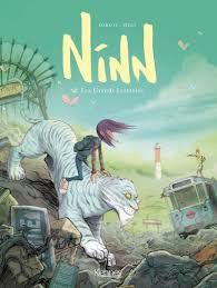 Ninn 2. Les grands lointains, Darlot, Pilet, Kennes, 2016