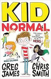 Kid Normal, Greg James, Chris Smith, Poulpe Fictions,  2017