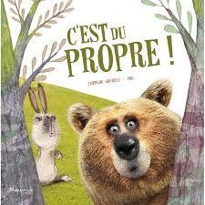 C'est du propre !, Clotilde Goubely, Pog, Marmaille & Compagnie, 2018