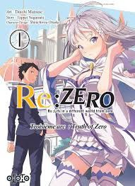 Re : Zero Troisième arc Truth of Zero