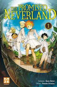The promised Neverland, Kaiu Shirai, Posuka Demizu, Kazé, 2018