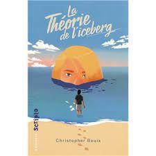 La théorie de l'iceberg, Christopher Bouix, Gallimard Scipto, 2018