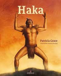 Haka, Patricia Grace, Andrew Burdan, Au vent des îles, 2018