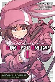Sword Art Online alternative I : Gun Gale Online, Tadadi Tamori, Ototo, 2019